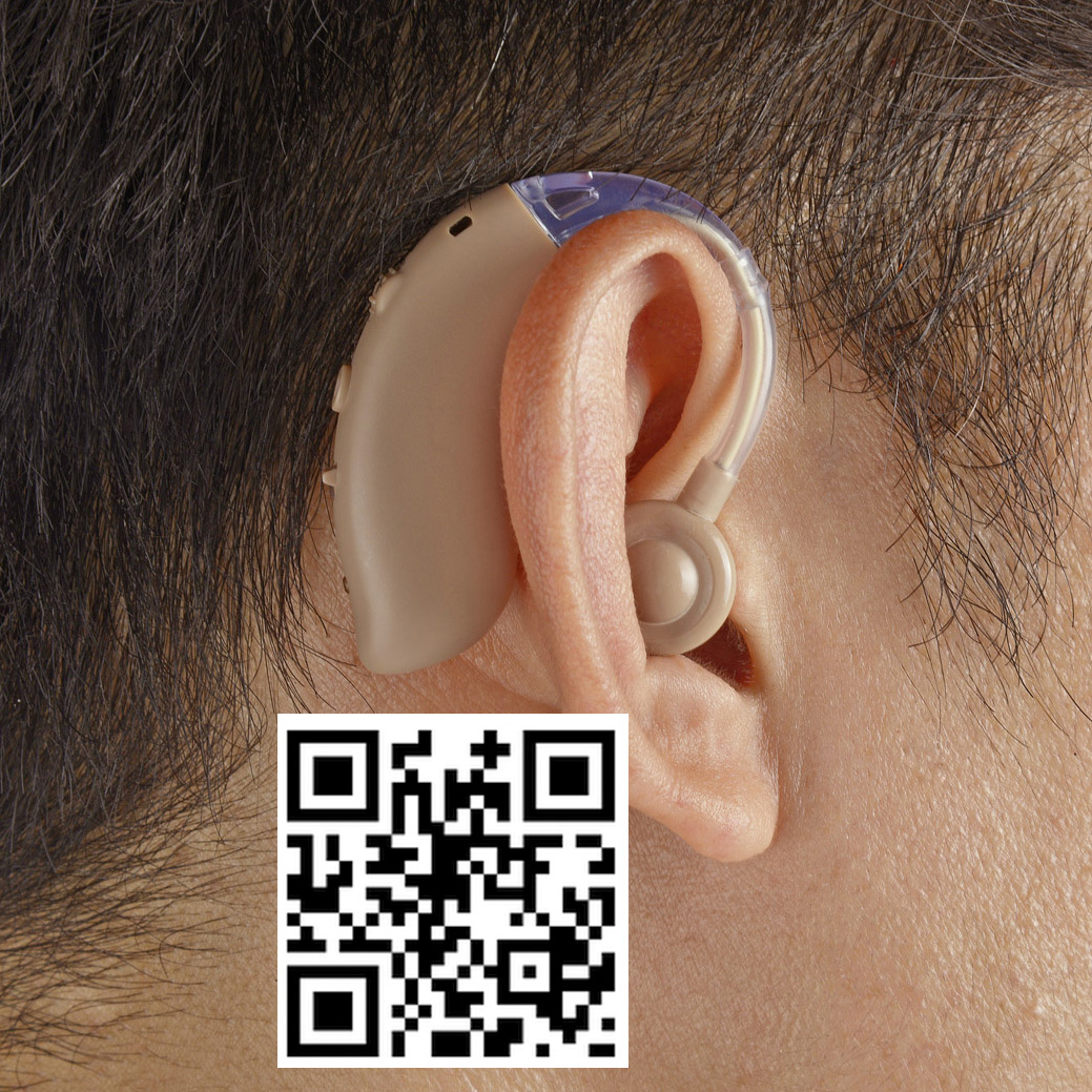 BTE Rechargeable Hearing Aid